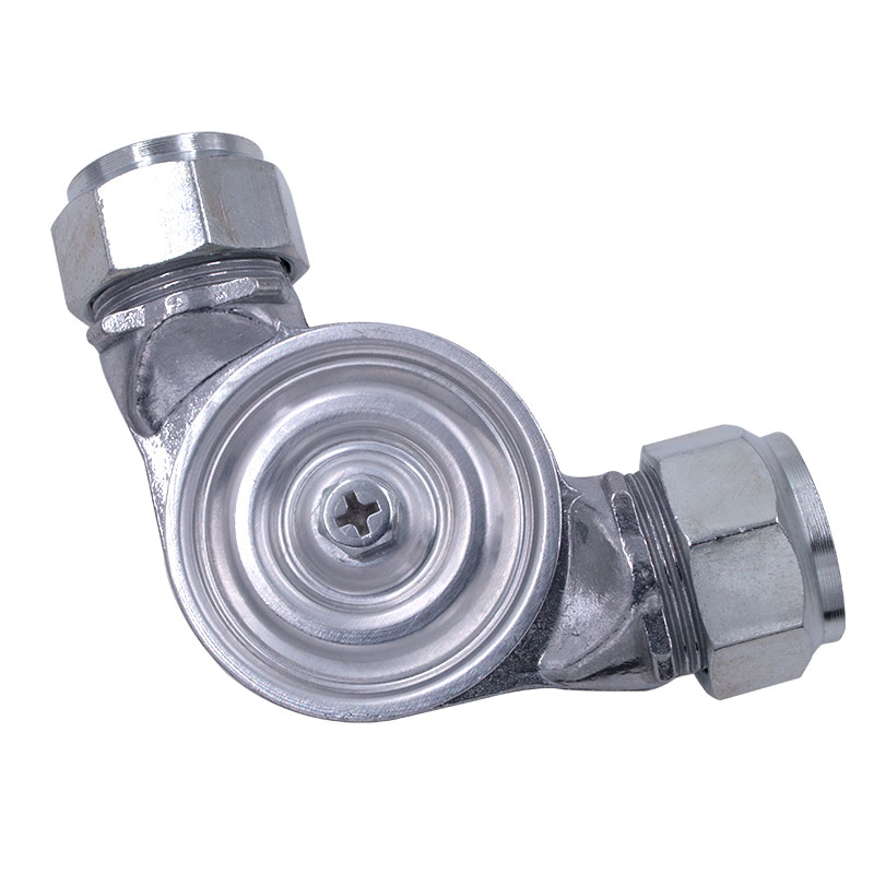Ansul Pulley Elbow Compression Type