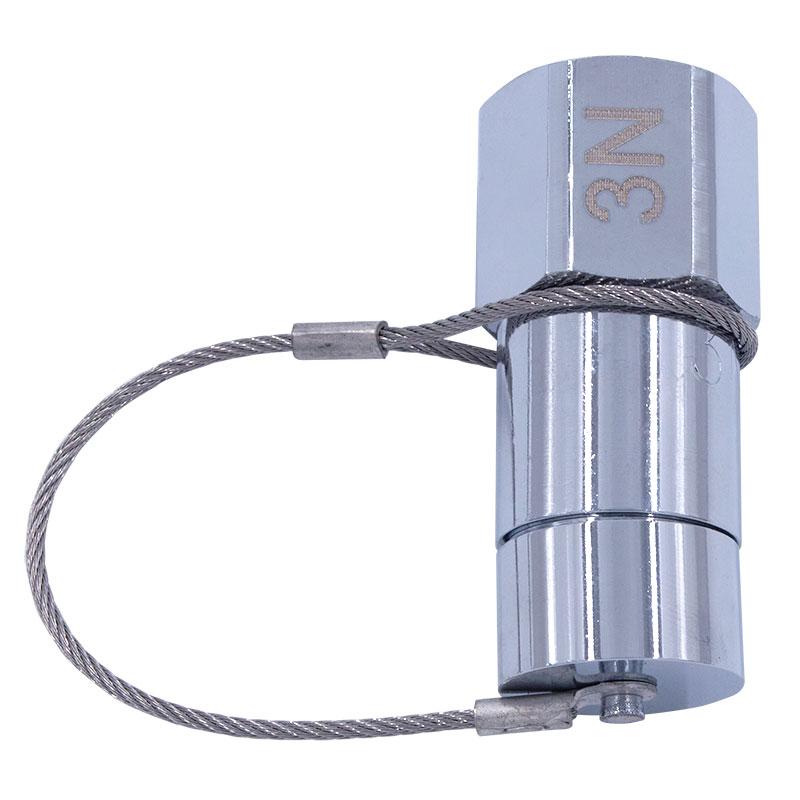 Ansul Nozzle 3N with Metal Nozzle Cap