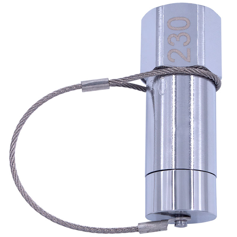Ansul Nozzle 230 with Metal Nozzle Cap