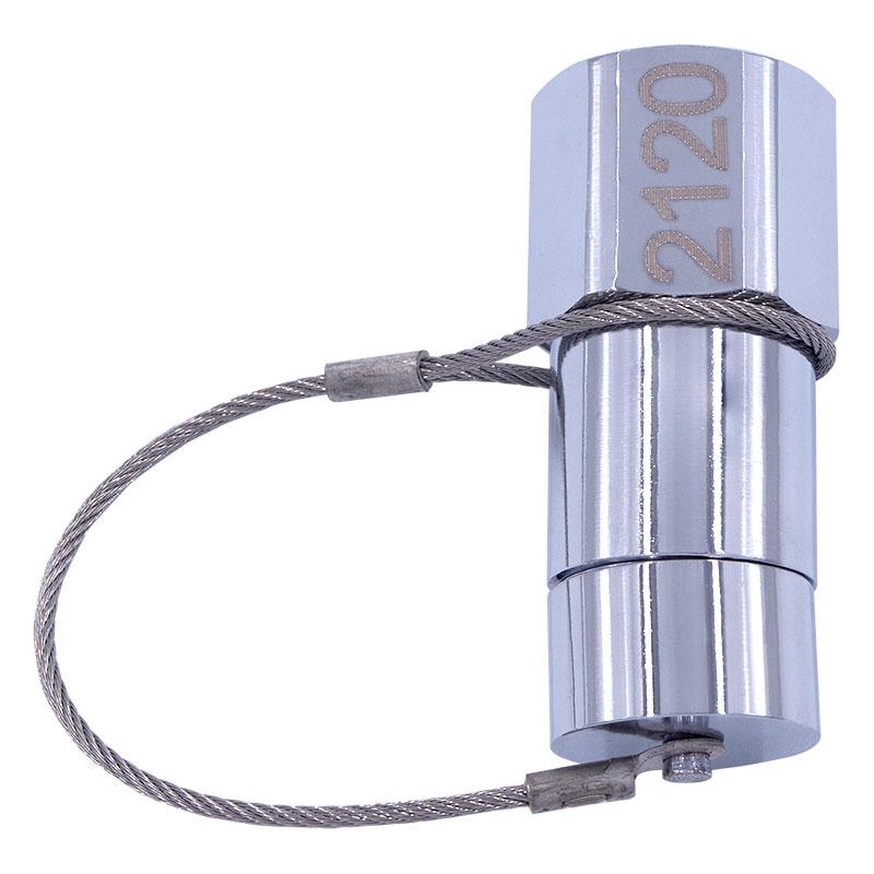 Ansul Nozzle 2120 with Metal Nozzle Cap