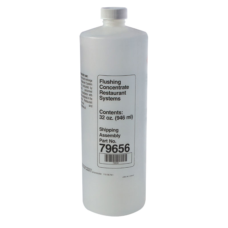 Flushing  Concentrate 32oz
