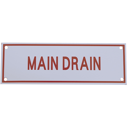 Main Drain