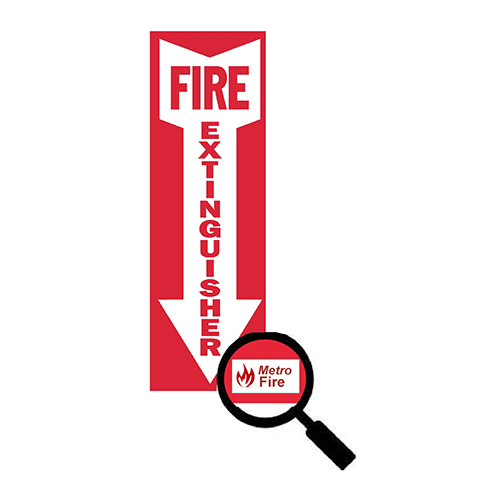LPI Fire Custom Vinyl Signs With Adhesive - Custom vinyl adhesive signs
