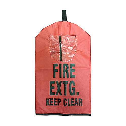Small Fire Extinguisher Covers With Window