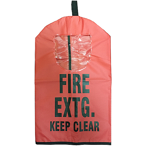 Large Fire Extinguisher Covers With Window