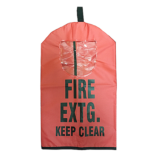 Medium Fire Extinguisher Covers With Window