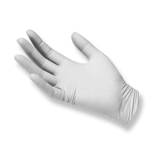 Disposable Latex Gloves - Extra Large