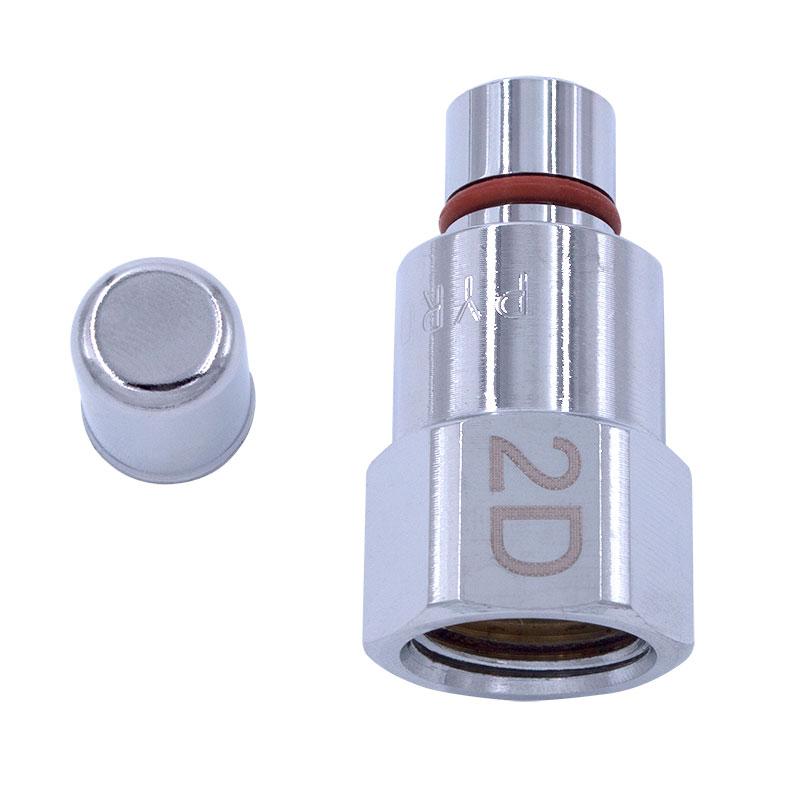 Pyro-Chem Nozzle 2D