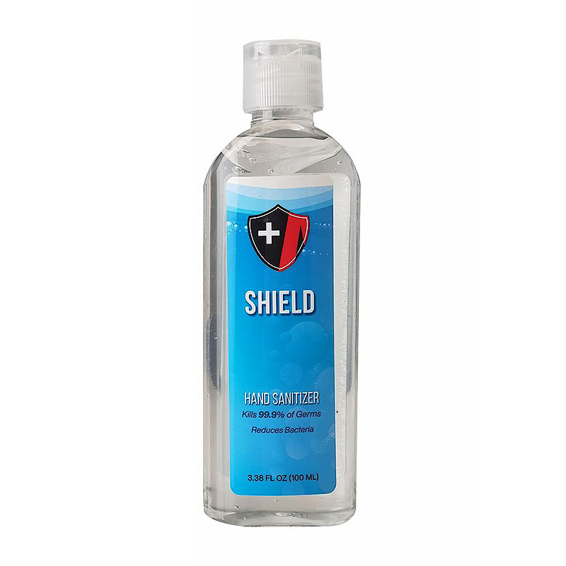 Gel Hand Sanitizer 3.4oz