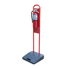 LPI Fire Extinguisher Stands
