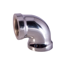 LPI Chrome Pipe Fittings