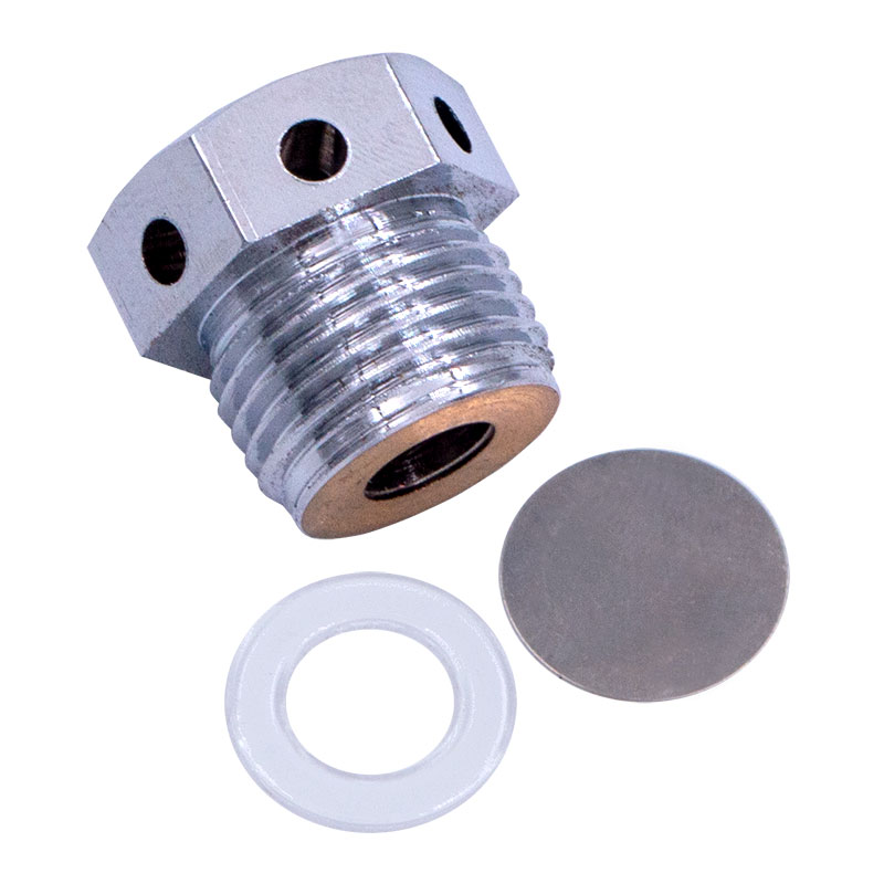 Buckeye Safety Disc Washer & Nut Assembly CO2