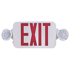 LPI-ELED4 Mini LED Exit Emergency LIghting Fixture